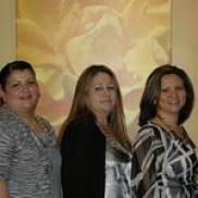 Oralia, Rosa, and Araceli